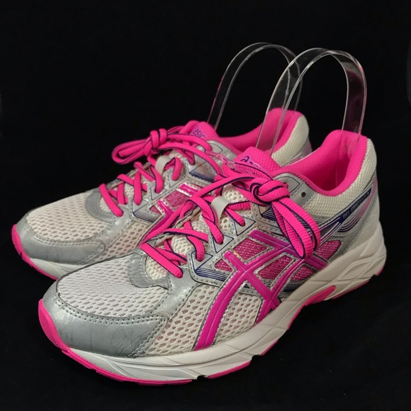 Gel 3 Running Asics Shoes Contend Sneaker Athletic EHeDYW29I